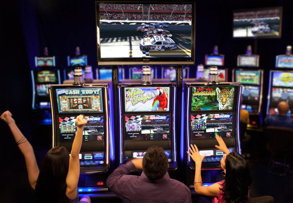 How to play video slots?